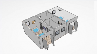 6 ways modular construction + virtual twin will reshape medical infrastructure