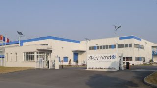 Aden raises the bar for an old partner, upgrades A. Raymond's Jiangsu plant with comprehensive, digitalized IFM package