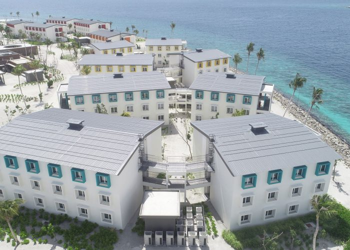 Aden wins major contract to develop and operate the island-wide Fari Campus in the Maldives