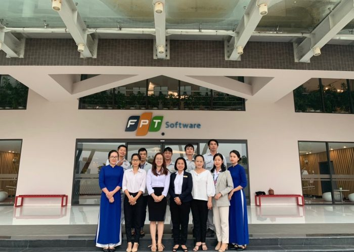 Aden strengthens partnership with FPT Software at their newest campus in Danang, Vietnam