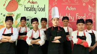 Aden hợp tác để tăng cường sức khỏe và dinh dưỡng cho Trường Quốc tế Hàn Quốc tại Hà Nội
