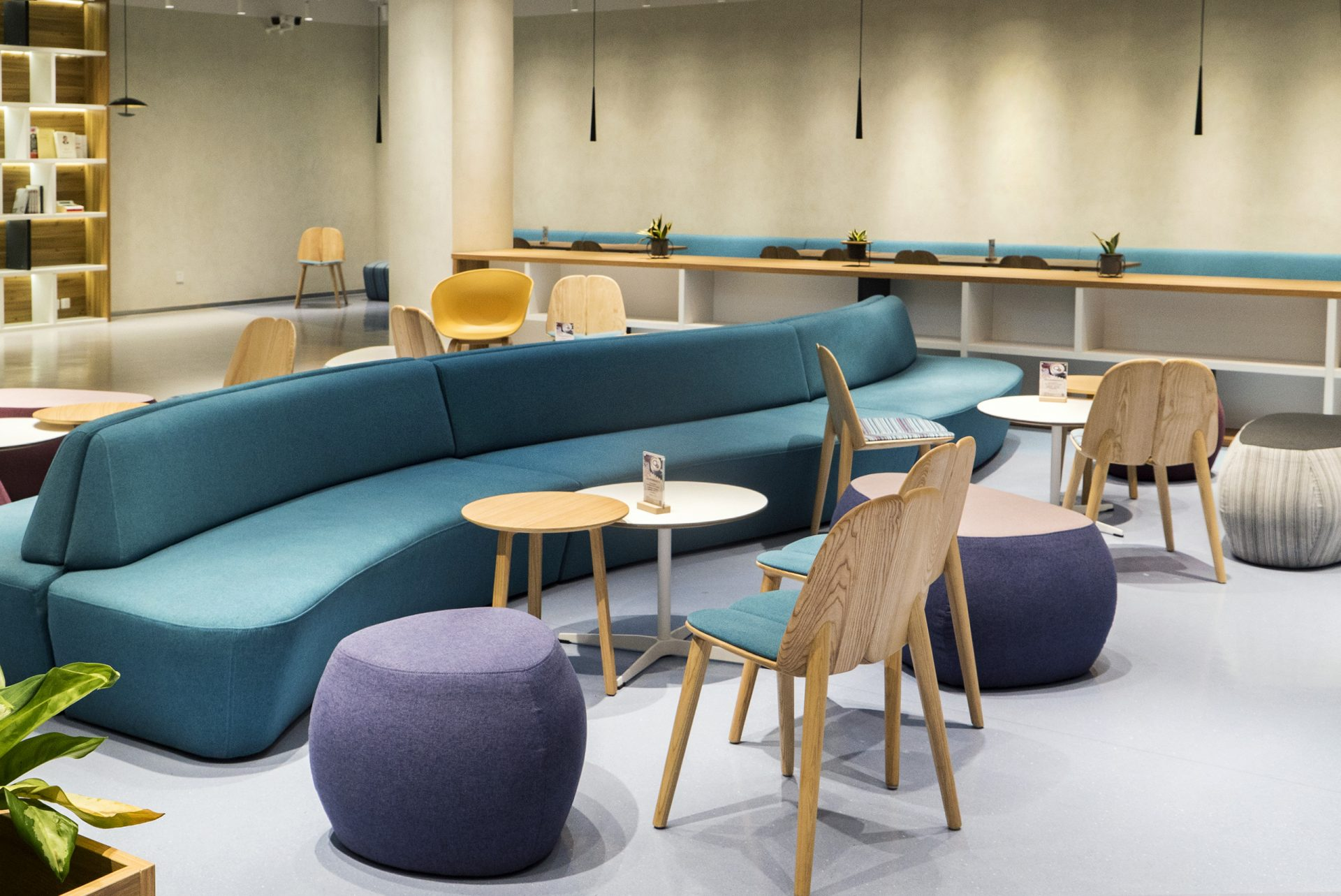 workplace cafe and office cafe solution