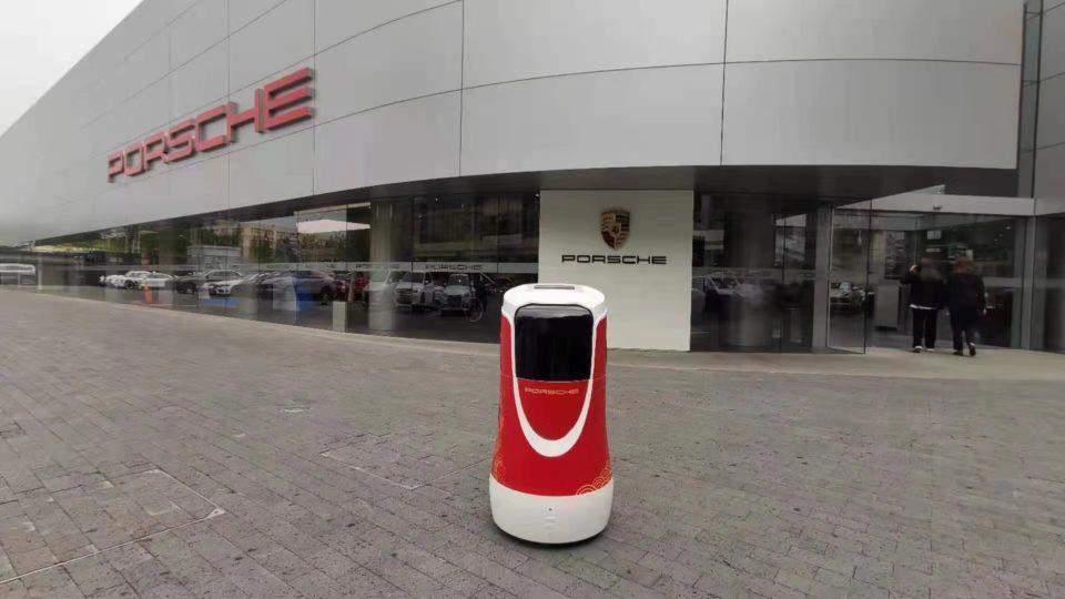 智能机器人的应用