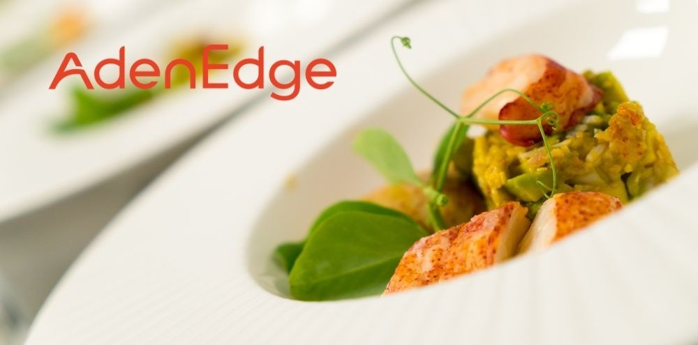 AdenEdge high-end sustainable workplace food service