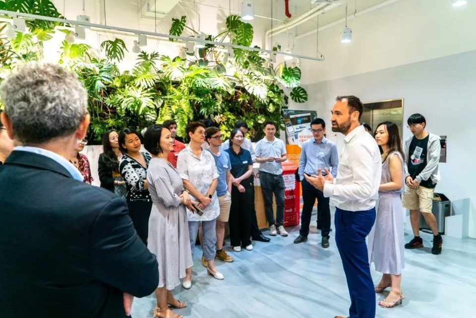 French engineering alumni gather at Aden HQ