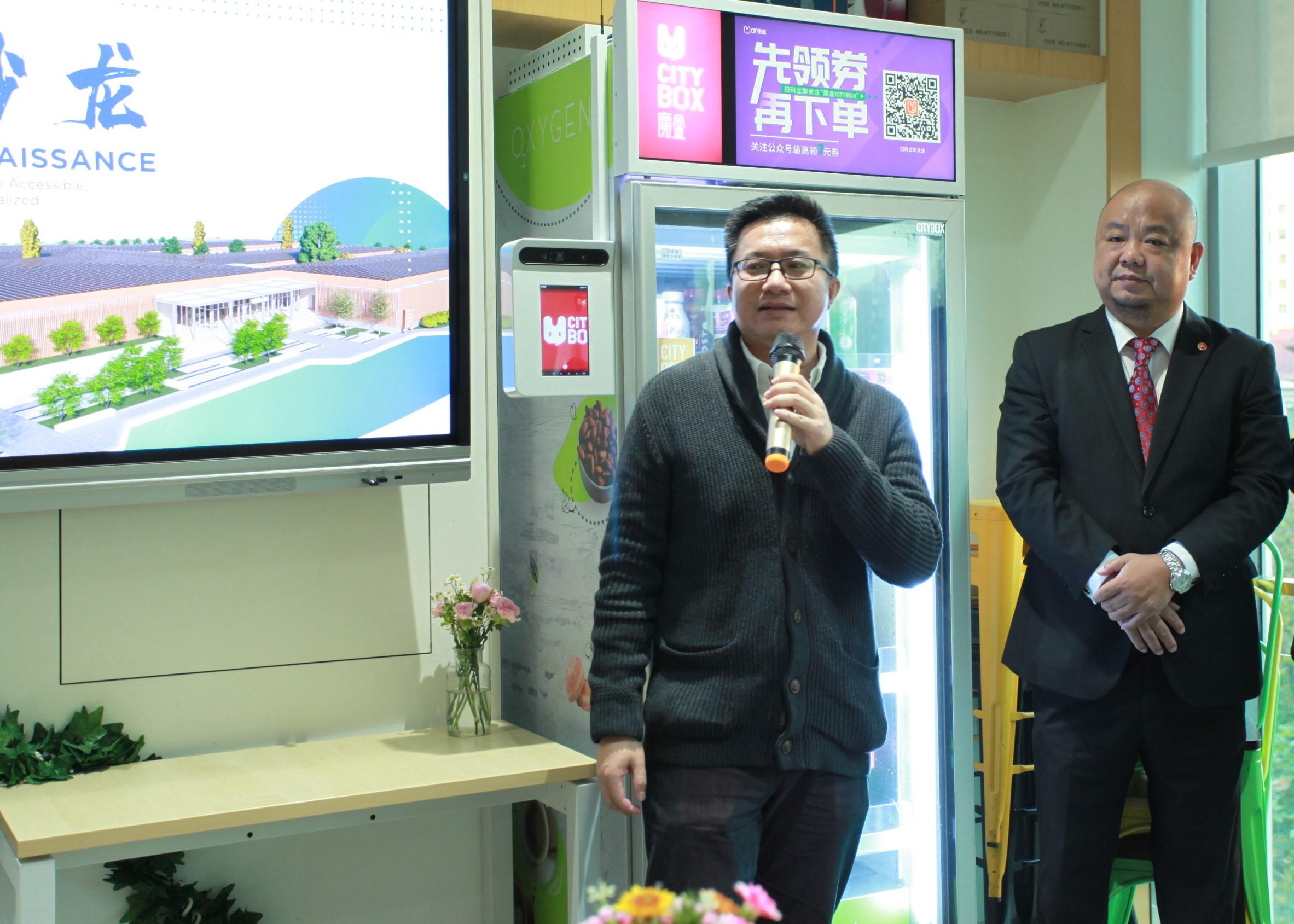 Pu Chuanhai, the Associate Dean of Shanghai Jiao Tong University School of Medicine