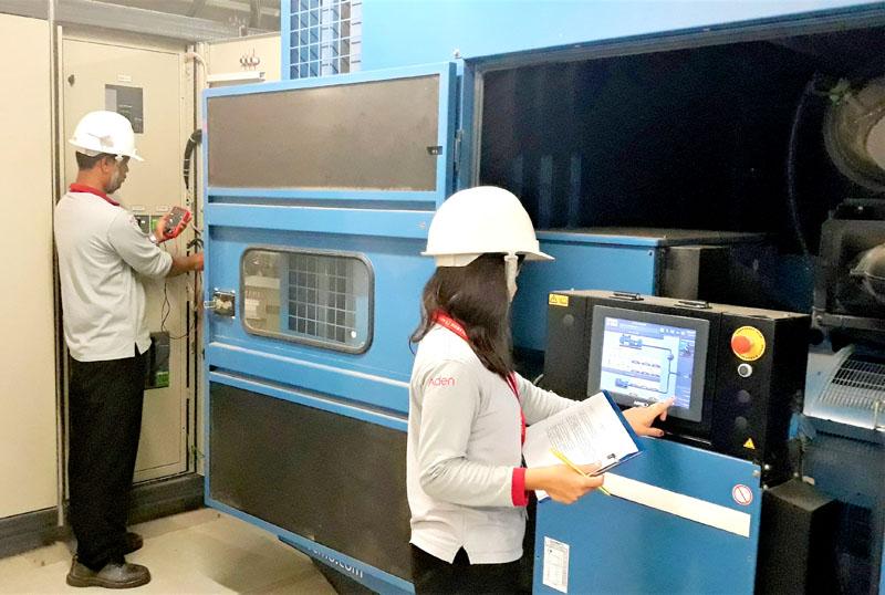 埃顿为缅甸仰光德威国际学校提供综合设施管理服务