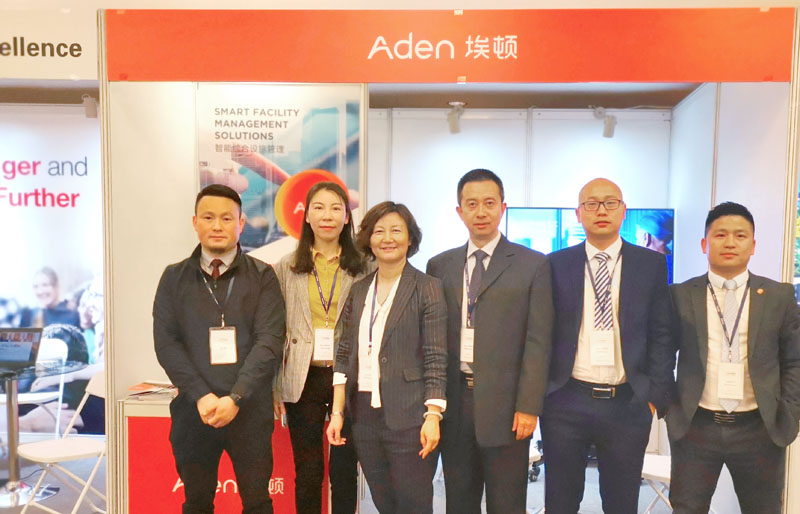 ADEN attended Indirect Buyer Conference 2019