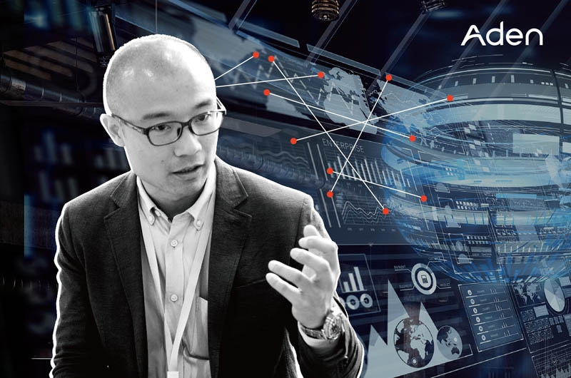 Howard Wang, Chief Information Officer, Aden Group